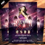 Reventon Nights Flyer