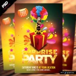 Surprise Kids Party lyer