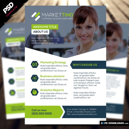 Marketing Business Flyer