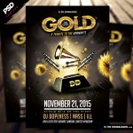 The Solid Golden Award Flyer